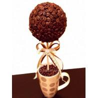 Композиция «Кофейный шар»