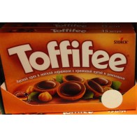Конфеты TOFFIFEE Орешки в карамели