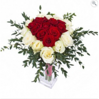 Признание в любви (25 роз)