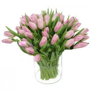 """Букет 51 тюльпан """"Цвет на выбор"""""""