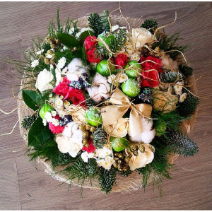 Букет «Зимний сад»