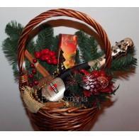 Новогодняя корзина «На 7 небе» 2