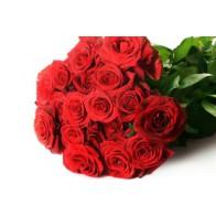 Розы на похороны 20 роз