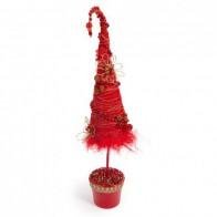 Композиция «Красная елочка»