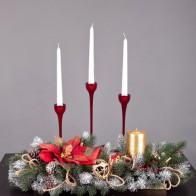Композиция новогодняя «Праздничный стол»