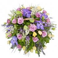 Корзина «Игра Цветов»