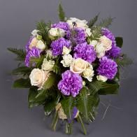 Букет «Фиолетовые зори»