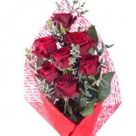 Букет из 7 роз Гран При