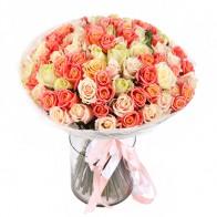 Букет из 101 розы «Моя красавица»