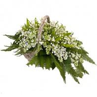 Корзина «Первые Цветы»