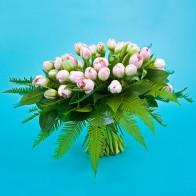 Букет тюльпанов «Розелла»