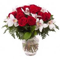 Букет роз «Свит Харт»