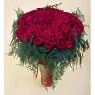 Букет «Королева роз»