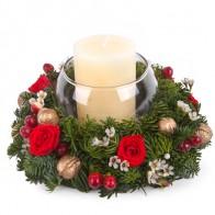 Веночек рождественский «Очарование»