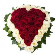 Букет «Love Heart»