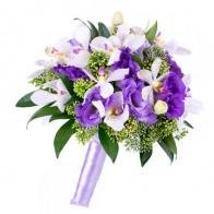 Букет невесты «Экзотик»