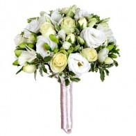 Букет невесты Французский шик»