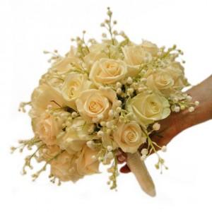 Букет невесты «Королевский шик»