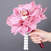 Букет невесты «Орхидея»