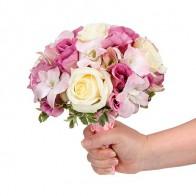 Букет невесты «Розовые мечты»