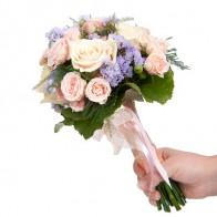 Букет невесты «Счастливый день»
