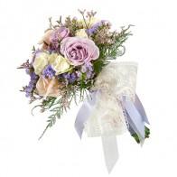 Букет невесты «Снежная королева»