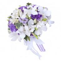 Букет невесты «Светлая ночь»