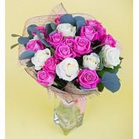 Букет роз «Слияние чувств»