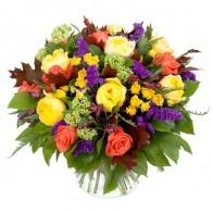 Букет цветов «Сан-Тропе»