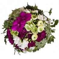 Букет «Фиолетовое счастье»