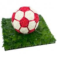 Композиция «Футбольный мяч»