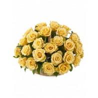 Корзина цветов 51 роза