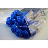 "Роза ""Blue"" 19 шт."